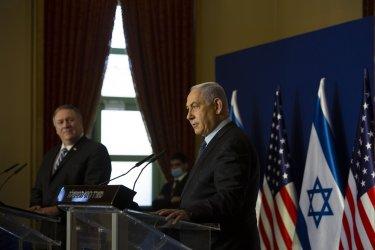 U.S. Secretary of State Mike Pompeo Visits Israel