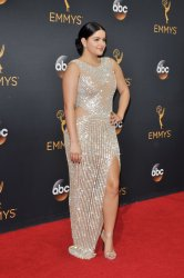 Ariel Winter attends the 68th Primetime Emmy Awards in Los Angeles