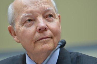 IRS Commissioner John Koskinen testifies in Washington, D.C.