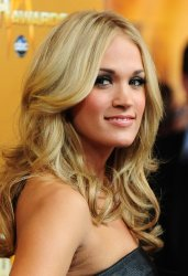 Carrie Underwood arrives for the Country Music Awards in Nashville