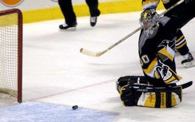 Pittsburgh Penguins at Philadelphia Flyers NHL Hockey