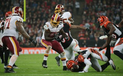 Washington Redskins Vs Cincinnati Bengals