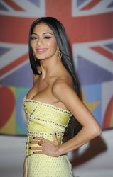 """Nicole Scherzinger attends """"Brit Awards"""" in London"""