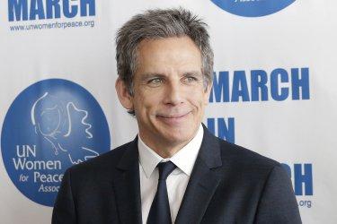 Ben Stiller at UN Women For Peace Association Luncheon