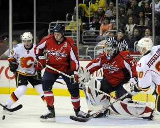 Calgary Flames vs Washington Capitals