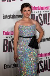 Ginnifer Goodwin attends Entertainment Weekly's Comic-Con celebration party in San Diego, California