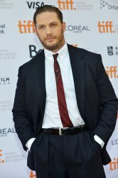 Tom Hardy attends 'The Drop' premiere at the Toronto International Film Festival