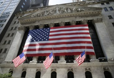 Dow Falls Again in September Trading at the NYSE