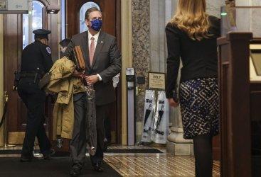 Second Impeachment Trial of Donald Trump in Washington