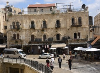 Jewish Settler Group Wins Right To Palestinian Hotels In Jerusalem