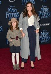 Tiffani Thiessen attends 'Mary Poppins Returns' premiere in LA