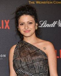 Alia Shawkat attends the Weinstein Company & Netflix 2016 Golden Globes after party