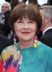 Macha Meril attends the Cannes Film Festival