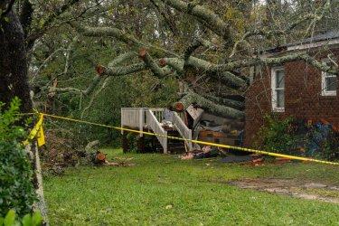 North Carolina During Tropical Storm Florence
