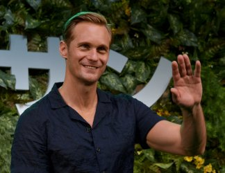 """""""The Legend of Tarzan"""" promotes in Tokyo"""