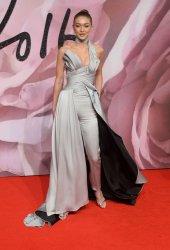 Gigi Hadid at The Fashion Awards in London