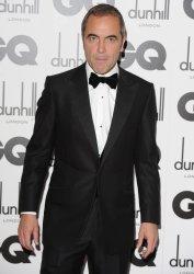 James Nesbitt attends the GQ Men of the year awards