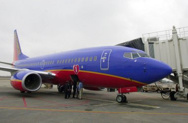 Southwest Airlines has new look