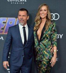 "Josh Brolin and Kathryn Boyd attend ""Avengers: Endgame"" premiere in Los Angeles"