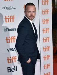 Aaron Paul attends 'American Woman' premiere at Toronto Film Festival 2018