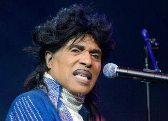 LITTLE RICHARD OPENS RED ROBINSON SHOW THEATER AT BOULEVARD CASINO NEAR VANCOUVER
