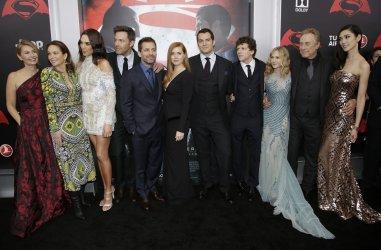 Henry Cavill at Batman V Superman premiere