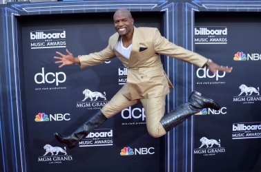 Terry Crews attends the 2019 Billboard Music Awards in Las Vegas
