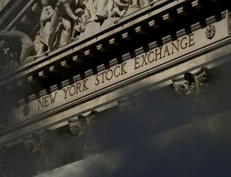 Opening Bell at the NYSE in New York