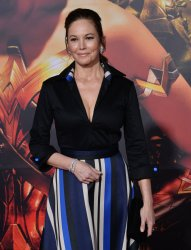 """Diane Lane attends the """"Justice League"""" premiere in Los Angeles"""