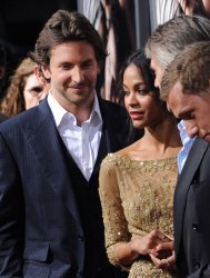 "Bradley Cooper and Zoe Saldana attend ""The Words"" premiere in Los Angeles"