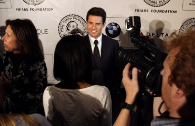 Friars Club and Friars Foundation Honors Tom Cruise in New York