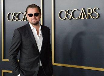 Leonardo DiCaprio attends the Oscar nominees luncheon in Los Angeles