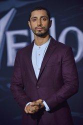 Riz Ahmed attends 'Venom' premiere in Los Angeles
