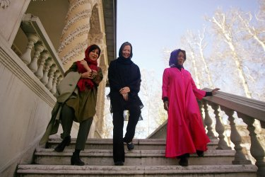 Hollywood team visits Iran