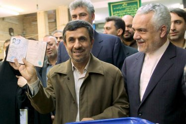 Iran Parliamentary Election Day in Tehran