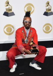 Fantastic Negrito wins award at the 61st Grammy Awards in Los Angeles