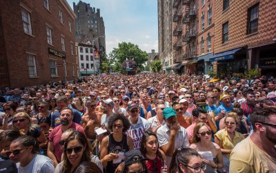 Stonewall Inn 50th anniversary of riots in New York