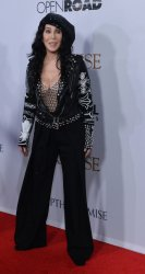 """Cher attends """"The Promise"""" premiere in Los Angeles"""