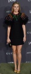 Gwyneth Paltrow attends the LACMA Art+Film gala in Los Angeles