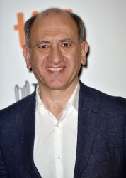 Armando Iannucci attends 'The Personal History of David Copperfield' premiere at Toronto Film Festival