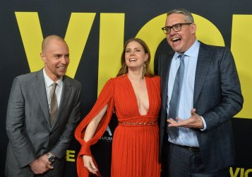 """Cast and director attend the """"Vice"""" premiere in Beverly Hills"""