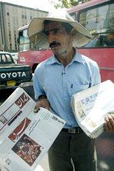 IRAN'S REFORMIST NEWSPAPER IS SHUT DOWN IN TEHRAN