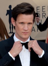 Matt Smith attends the 24th annual SAG Awards in Los Angeles