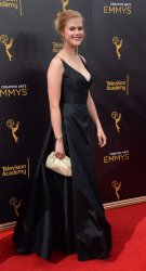 Janet Varney attends the Creative Arts Emmy Awards in Los Angeles