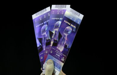 NFL Super Bowl LII Anti-Counterfeiting press conference