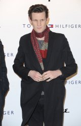 Matt Smith attends The Tommy Hilfiger and Esquire Party in London.
