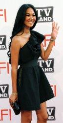 Designer Kimora Lee arrives for AFI taping honoring Morgan Freeman in Culver City, California........