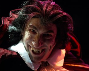 The Vampire Circus prepares for its US debut in Miami, Florida.