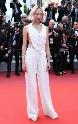 Soo Joo attends the Cannes Film Festival