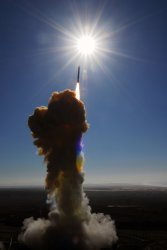 U.S. Military tests Ballistic Missile Defense System in California